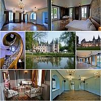 Замок 19 века во Франции, в 50 км от Парижа