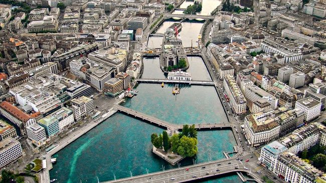 Гостиница в Женеве две звезды. в центральной части города, редко!