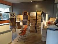 26 складских полностью арендованных секций на площади около 1400 м2 в центре Лозанны, Швейцария.