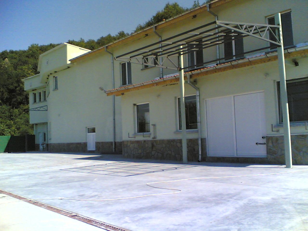Сырзавод в Болгарии