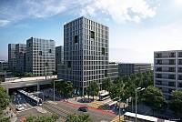 В центральной части Женевы, Швейцария, продается доходный коммерческий центр.