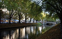 Вилла в центре Дюссельдорфа, Германия