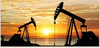 Нефтяная компания в России.