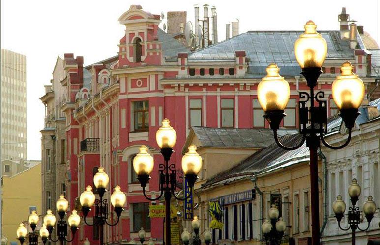 Многофункциональный комплекс на Арбате,  Москва