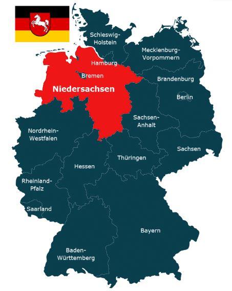 Две гостиницы в Германии, Нижняя Саксония