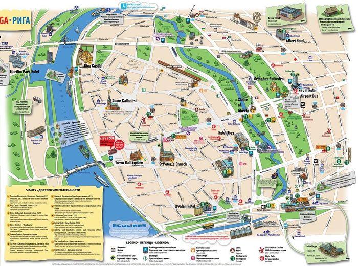 Громадный доходный объект в Риге, столице Латвии, с необъятным участком земли больше 14 га!