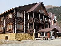 Продается гостиница на горнолыжном курорте Домбай