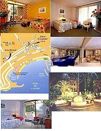 Гостиница в Каннах, рядом с Дворцом кинофестивалей и морем!