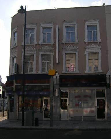 Гостиница в Лондоне с коммерческими площадями, расположенная в Stoke Newington area Лондона