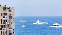 Великолепная Вилла в Монако в Ларвотто с видом на море