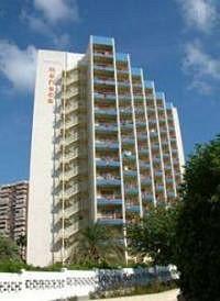 Пляжный отель 3* в Бенидорм, рядом с Аликанте, Коста Бланка, Испания