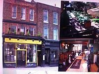 Пивной бар с садом и жилой площадью в Лондоне в полную собственность
