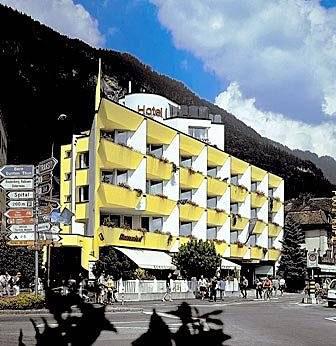Гостиница в Швейцарии - окружном центре кантона Берн