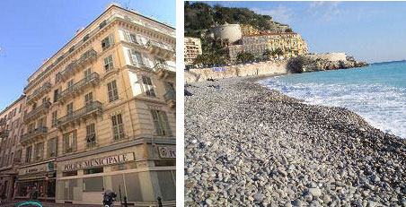 В центре Ниццы гостиница в полную собственность!