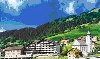 Гостиница в кантоне Люцерна в Швейцарии