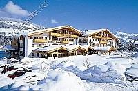 Великолепная и комфортная гостиница в Австрии