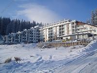 Гостиница 4 звезды в самом красивом и солнечном высокогорном курорте Болгарии - Пампорово, в горах Родопы.