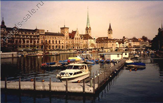 Гостиница 3 звезды в Цюрихе