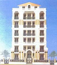 Строительство многоквартиного дома в Монако