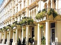Гостиница в Лондоне, в Великобритании