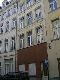 Продается рентабельный дом в центре Брюсселя, рядом со всей необходимой инфраструктурой