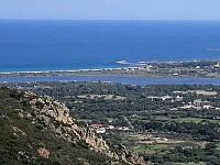 Участок в Сардинии под строительство.