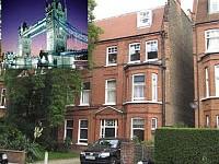 Большой Хостел в Лондоне