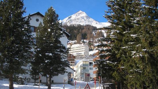 Миниотель с гурме-рестораном в Давосе, Швейцария