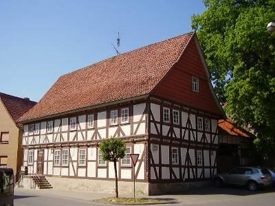 В Нижней Саксонии, Германия, продается трактир, здание из 3 уровней