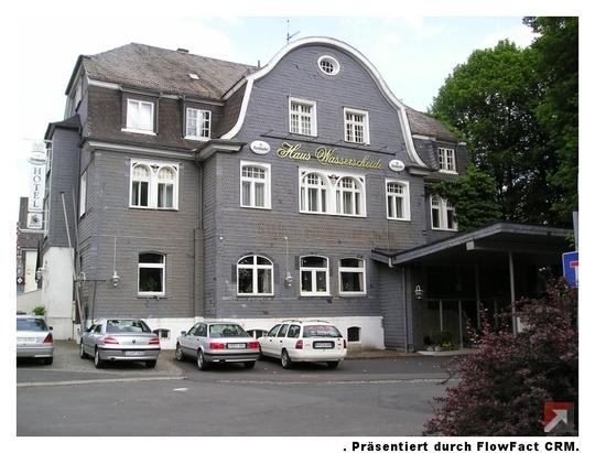 Гостиница в Северной Вестфалии, недалеко от Бонна