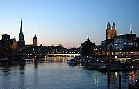 Частный банк в Швейцарии, в Цюрихе