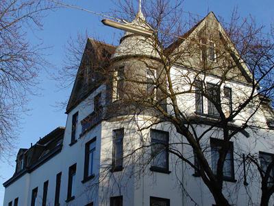 Великолепная гостиница В Нойсе, рядом с Дюссельдорфом