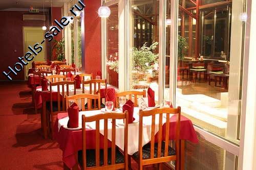 Продается отель в Эстонии