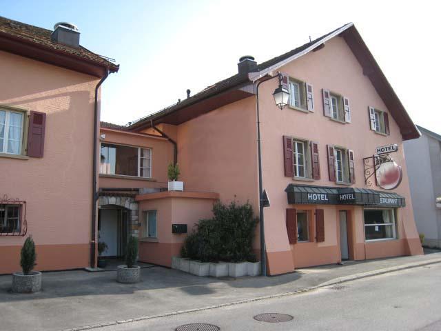 Гостиница с рестораном между Женевой и Лозанной