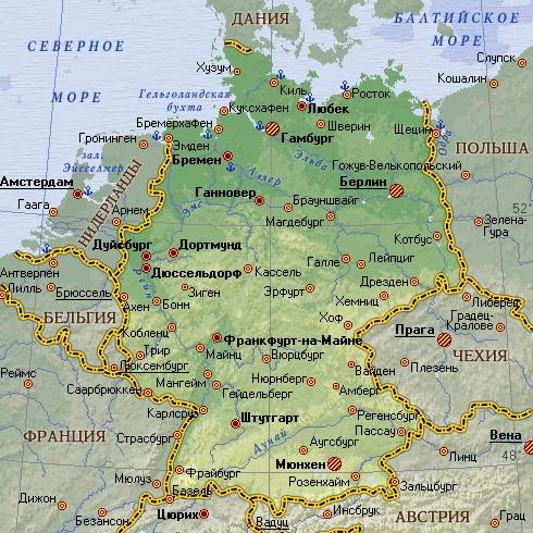 В Германии продается очень красивый центр по уходу за престарелыми людьми