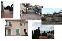 Вилла в Италии, на границе с Францией.