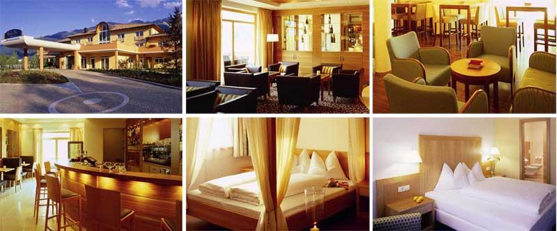 Отель 4* в Италии