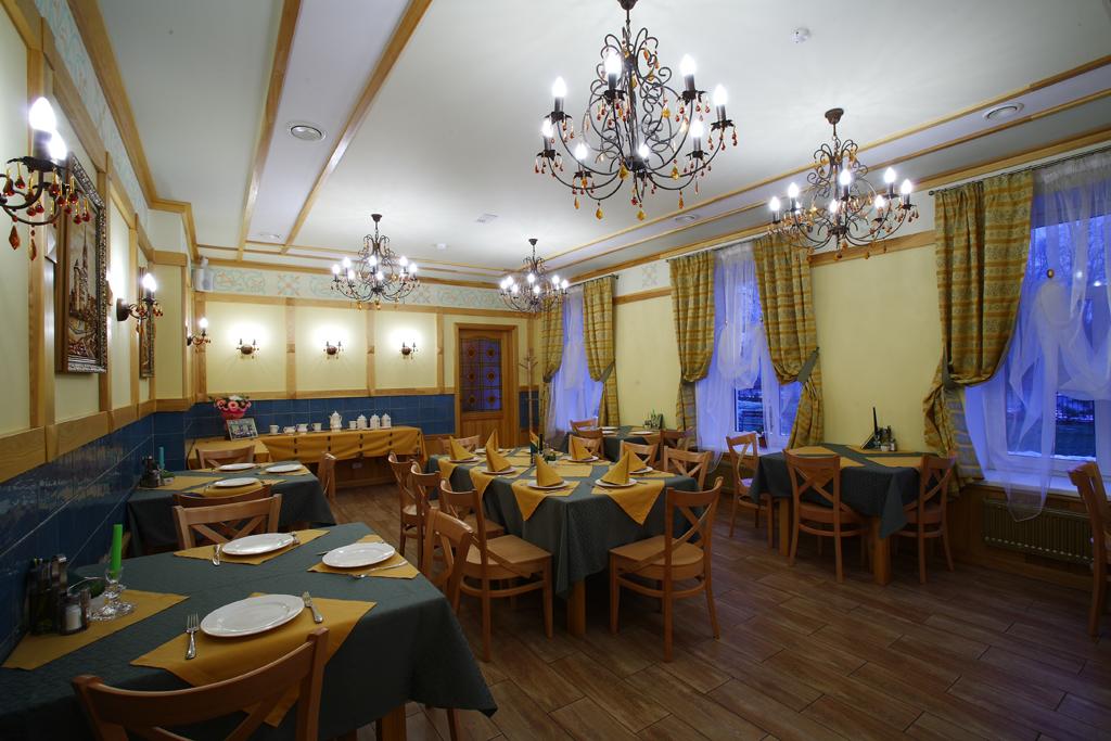 Продается готовый бизнес гостиница с рестораном  и пляжное кафе, на балтийском побережье, в 40 метрах от моря