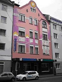 3* отель в центре Дюссельдорфа, Германия