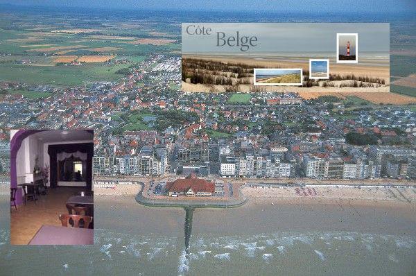 Гостиница на бельгийском морском побережье, в Мидделкерке, рядом с Остэнде по цене квартиры! Иногда шанс бывает рядом, его нужно не упустить!