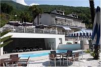Гостиница 3 звезды в итальянском кантоне Швейцарии, рядом с озером Маджоре