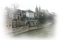 Гостиница в Швейцарии, в Туне (кантон Берн)