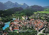 4* семинар-отель в городе Фюссене, Бавария, Германия.