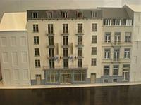 Участок с разрешением на строительство гостиницы в центре Брюсселя