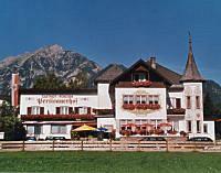 Великолепная гостиница в сердце Альп, в Тироле, Австрия
