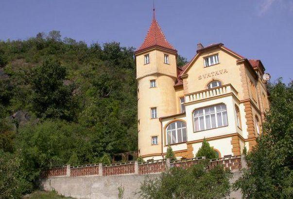 Чудесный пансион в Праге