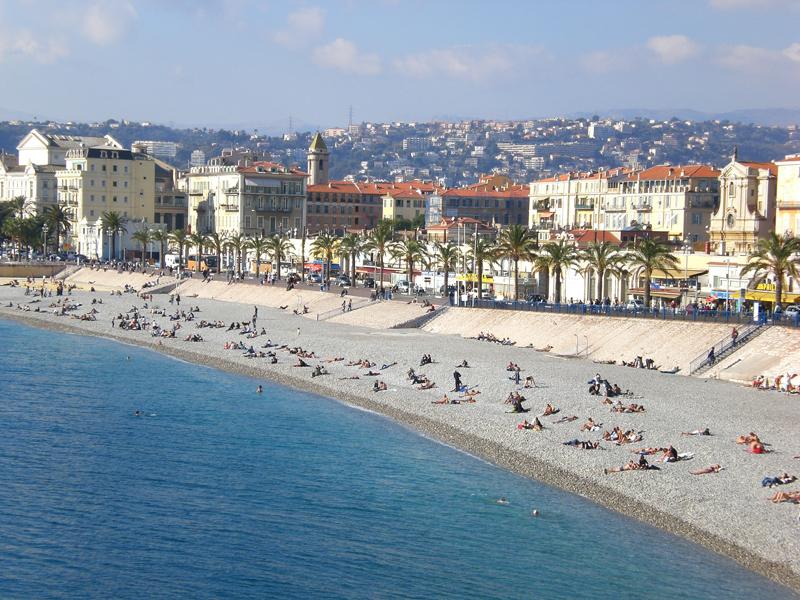 Идеальнейшее место для гостиничного бизнеса в Ницце