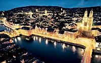 Бизнес гостиница в Цюрихе, управляемая ведущей международной гостиничной сетью