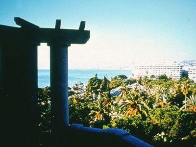 Гостиница в центре Ниццы рядом с морским пляжем