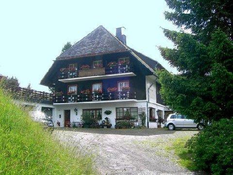 Отель-пансион в районе лыжного курорта на горе Фельдберг, Германия